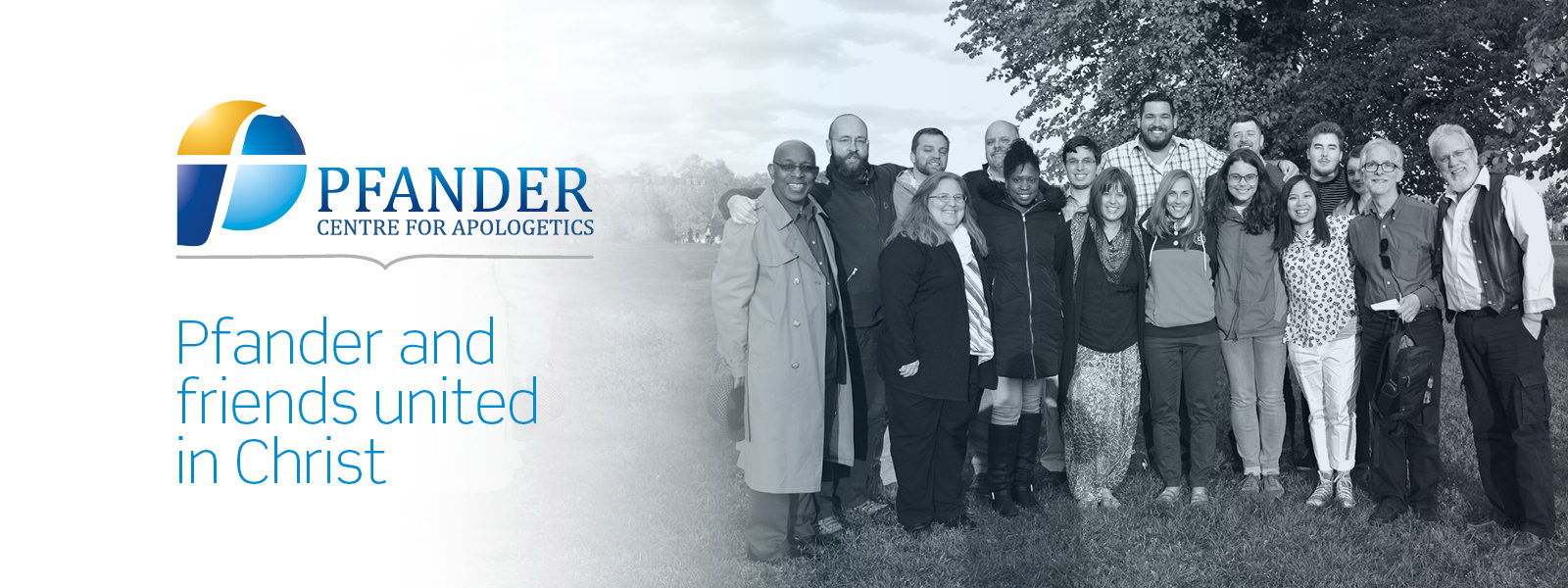 Pfander and friends united in Christ